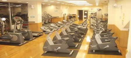 トレーニングルーム・イメージ