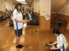 トレーニングルーム・イメージ2